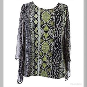 Alfani plus size top